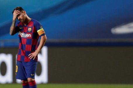 Qui pour Messi